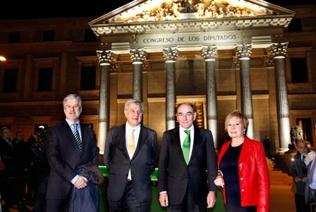 Iluminación_Congreso de los Diputados