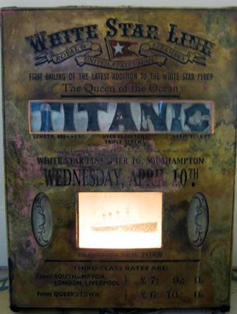 FOTO PLACA TITANIC 1.