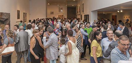 Vista Inauguración Colectivos IVAM
