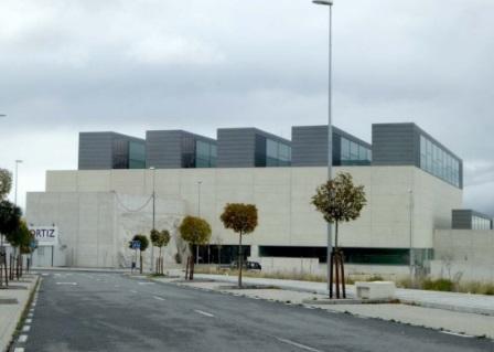 Nueva biblioteca p blica del estado en segovia por 13 5 - Biblioteca publica de segovia ...