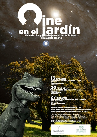 Cine Real Jardín Botánico