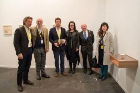 Premio illy SustaintArt 2016 ARCO. Felipe Cohen_ (1)