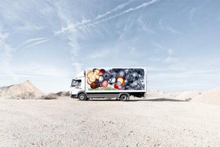 Truck Art Project. ARCO 2016