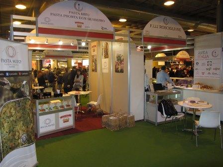 Area Italia en el Salón Gourmets 2015
