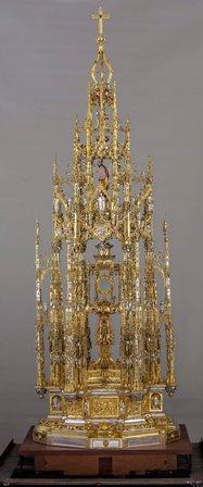 Gran Custodia Procesional Catedral Toledo (1)