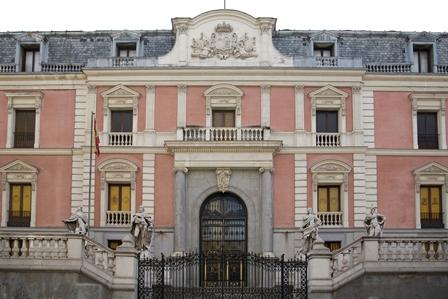 Exterior Salón de Reinos. Foto Museo Nacional del Prado (1)