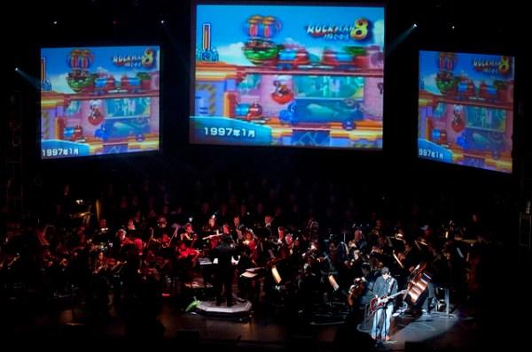 Concierto de música original de videojuegos
