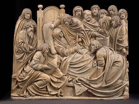 2963 Tod der Muttergottes Maria