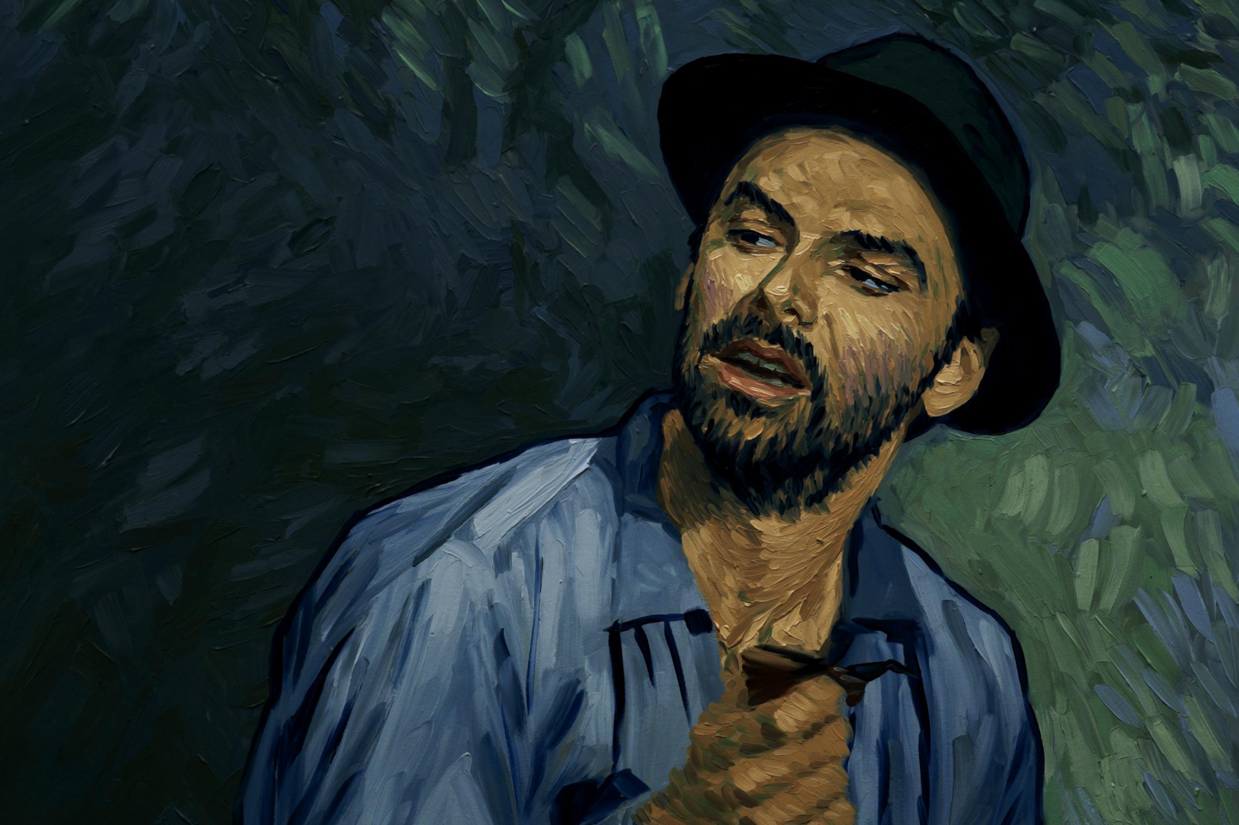 Loving Vincent Arte