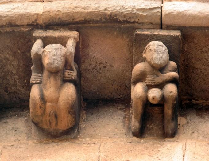 imágenes sexuales en el medioevo