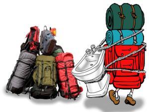 Equipo básico para ir de camping