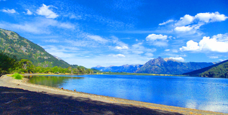 Volviendo al lago Paimún