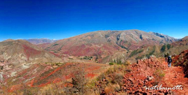 Camino del Inca en tierras Jalq'a