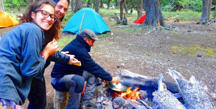 Recetas para camping: Tortas fritas