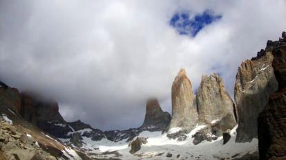 Relatos de Viajeros: camping en las Torres del Paine