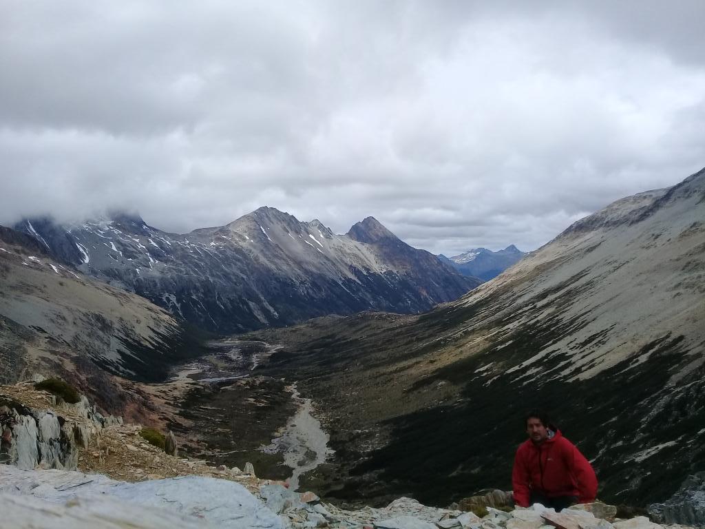 Vista al Valle ruta Cascada Beban