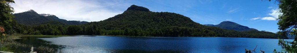 Lago Roca, altura cerro Cuadrado