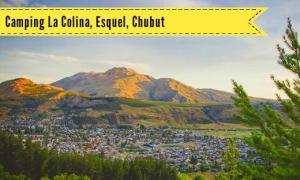 Camping La Colina, Esquel, Chubut, Argentina
