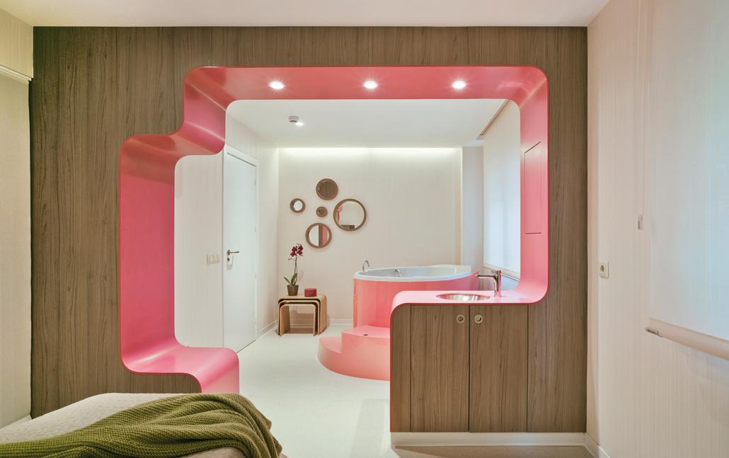 interiores del siglo xxi nuevos espacios para la salud