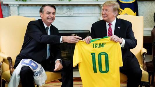 Un año de gobierno de Bolsonaro