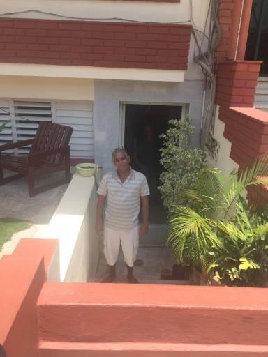 Guillermo, en su casa del Vedado / Foto: El Estornudo