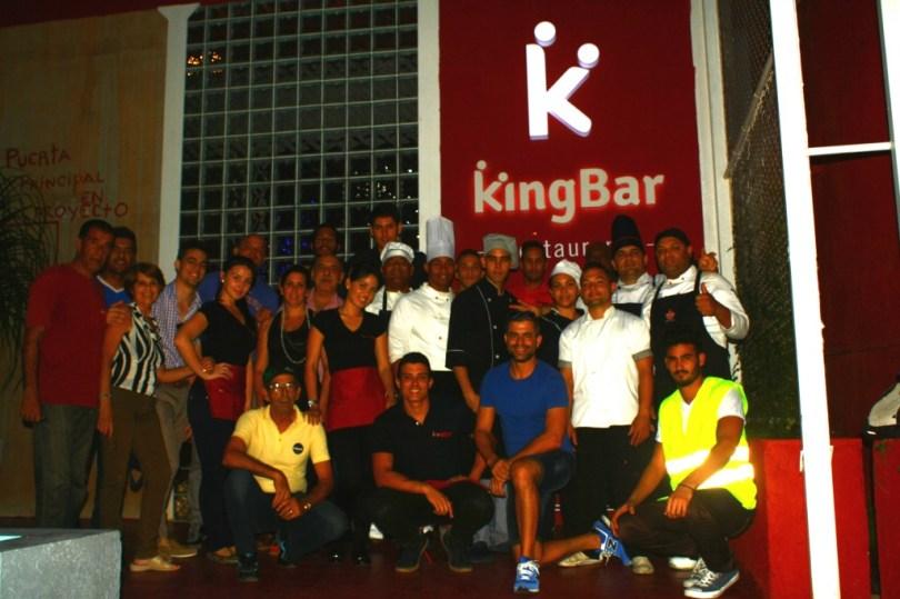 King Bar Restaurante/Facebook