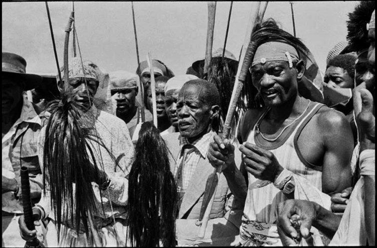 Juan Carlos Borjas. Angola: Retratos de la guerra I.