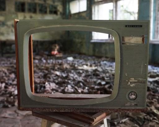 Alejandro Taquechel. Chernóbil.