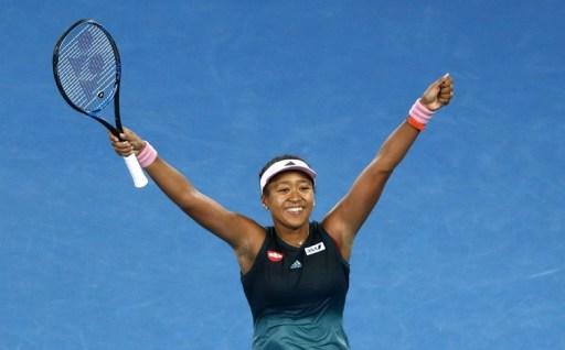 Naomi Osaka. Abierto de Australia/ Foto: Reuters