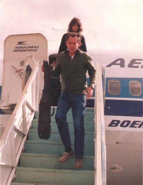 Santiago Feliú y Silvio Rodríguez