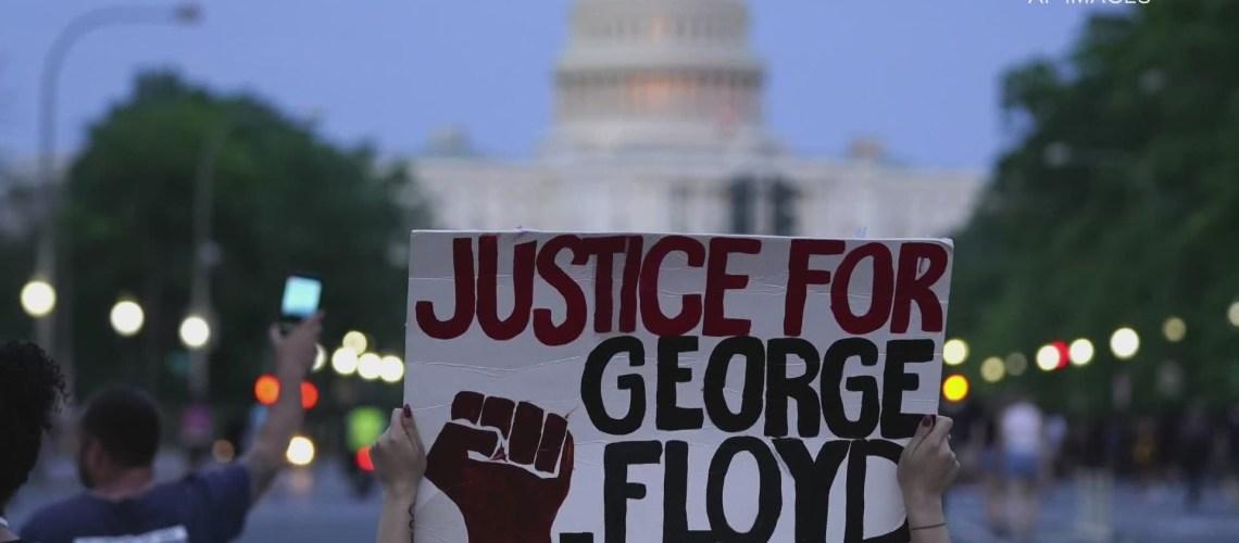 Las protestas se han extendido en Estados Unidos tras el homicidio del afroamericano George Floyd en Minneapolis, Minnesota./ Fotografía: AP. Tomado de wusa9.com.