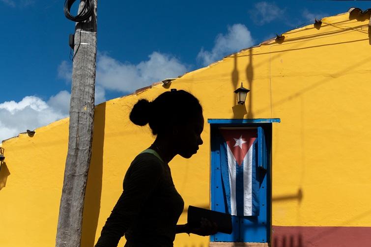 Layna Fernández. Oxímoron Cuba.