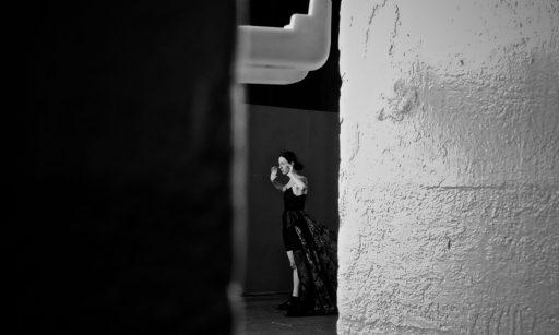 Ingeborg Portales. Entre soñadores y desconectados. Rehearsing.