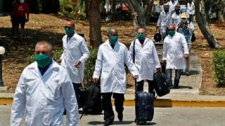 Médicos cubanos / Foto: EFE