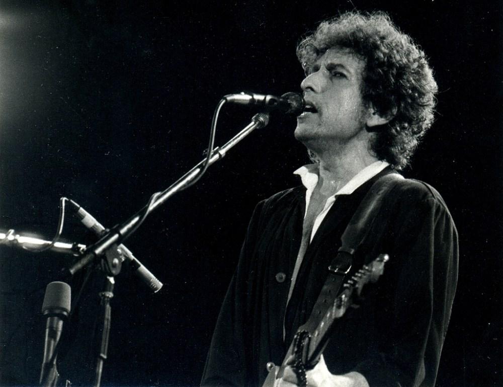 Bob Dylan. Xavier Badosa / Flickr