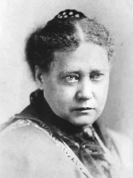 Helena Petrovna Blavatsky / Wikimedia Commons