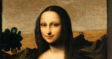 A Jovem Mona Lisa – a graciosa versão da obra-prima de Leonardo