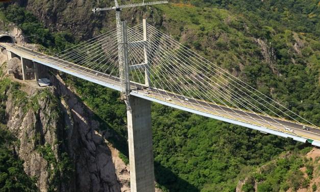Inauguran el tramo correspondiente al estado de Sinaloa de la autopista Durango-Mazatlán