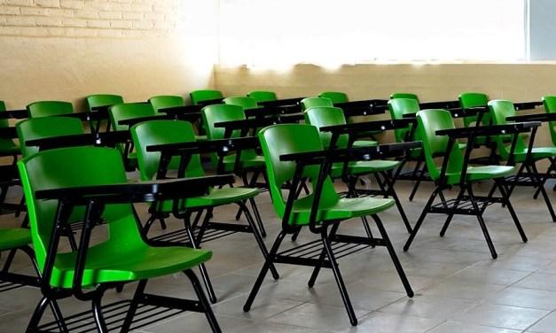 Infraestructura educativa muestra altas carencias