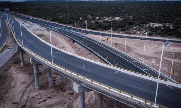 Inauguran Distribuidor Vial Logistik en San Luis Potosí