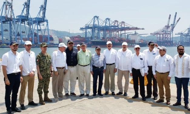Infraestructura y Desarrollo en el Puerto de Manzanillo