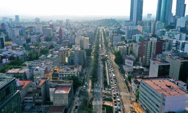Concluyen rehabilitación y reforestación de Avenida Chapultepec
