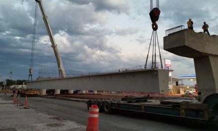 Presenta 34% de avance construcción del «Puente Irrigación» en Celaya