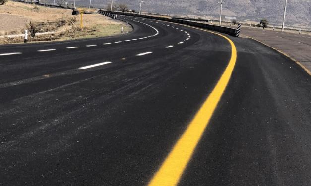 Comprometido el 97 por ciento del presupuesto para Carreteras Libres de Peaje