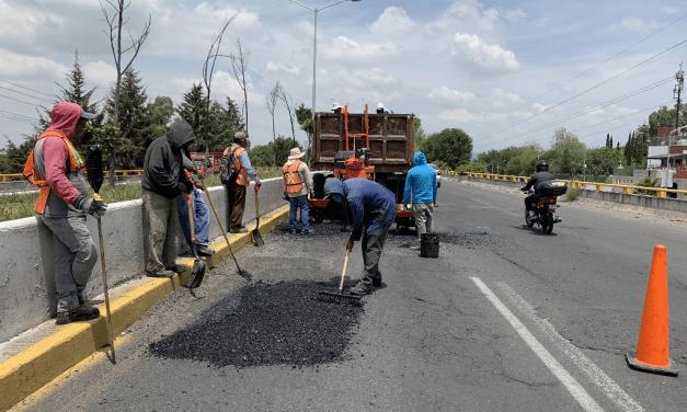 Proyectos de infraestructura a la espera en Puebla