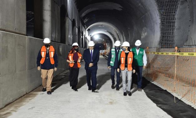 En 2023 estará lista la ampliación de la línea 12 del Metro