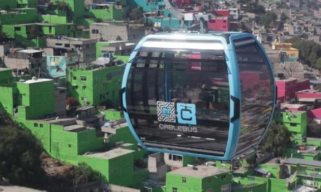 Inicia operaciones el primer tramo de la Línea 1 del Cablebús en la Ciudad de México
