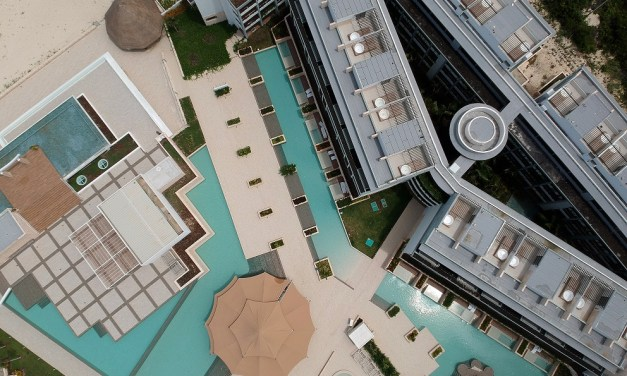 Hotel Majestic Elegance Costa Mujeres- Sistema impermeable por MAPEI México