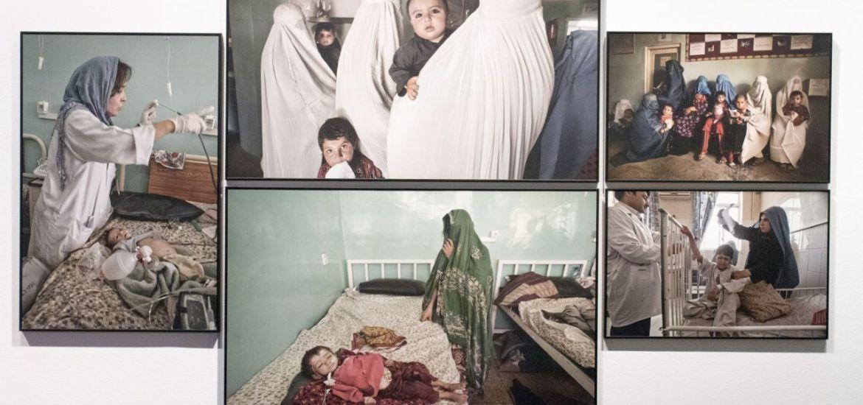 Mujeres de Afganistán Gervasio Sánchez