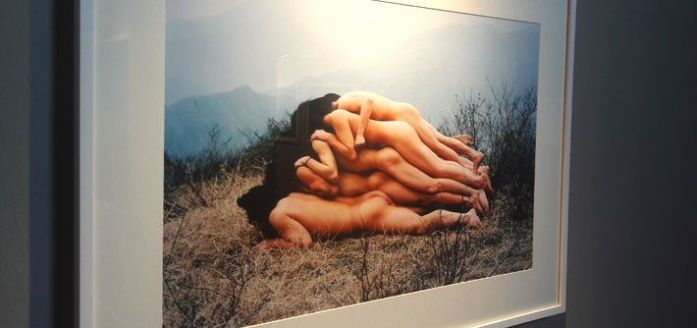 Añadir un metro a una montaña desconocida (1995). Cang Xin. Centro de Historias Zaragoza